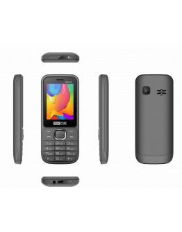 Telefon MaxCom MM 142 Srebrny