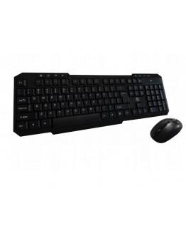 Zestaw bezprzewodowy klawiatura + mysz Rebeltec VORTEX USB