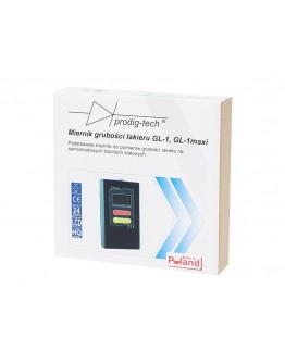 Miernik grubości lakieru GL-1