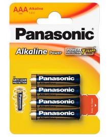 Bateria alkaliczna AAA 1.5 LR3 Panasonic