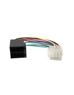 Złącze Adapter ISO AUDI / SKODA / VW
