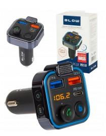 Transmiter FM BLOW Bluetooth 5.0 + QC3.0
