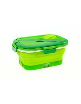 Lunchbox CAMRY CR 4475 Zielony Składany