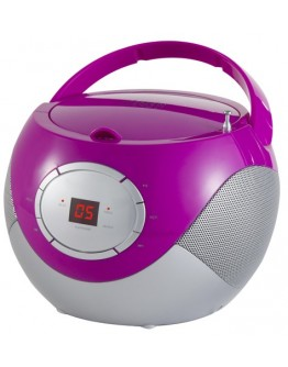 Boombox CD Adler AD1125 Fioletowy