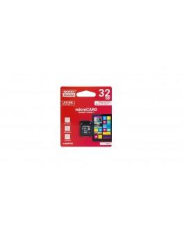 Karta micro-SD HC 32GB +ad. SD CL10 UHS-I GOODRAM