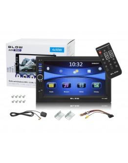 Radio BLOW AVH-9880 2DIN 7C GPS 78-220