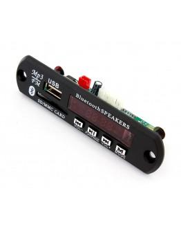 Moduł samochodowy audio BT/MP3/USB/AUX/MICRO SD
