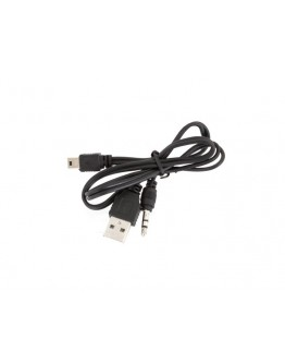 Przejściówka mini USB-USB JACK 3.5