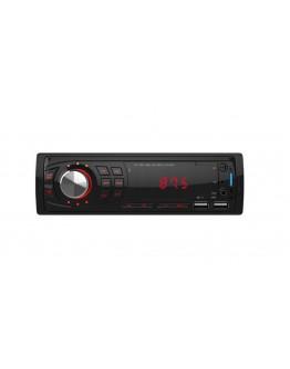 Radio samochodowe 1DIN JVC KD-X 162 RED