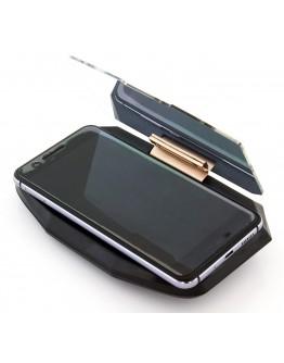 Wyświetlacz przezierny HUD smartfon