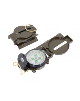 Kompas metalowy US ARMY BUSLA