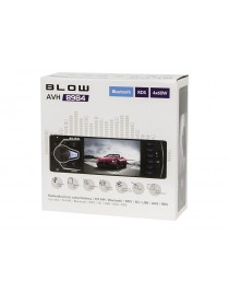 Radio BLOW AVH-8984 MP5+PILOT+BLUETOOTH