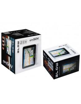 Blow Nawigacja GPS50V + Mapy Europy