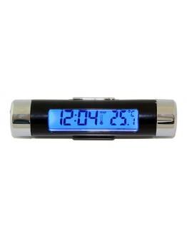 Termometr zegar samochodowy ZG9