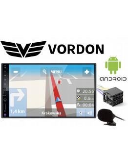 Radio samochodowe Vordon AC-8201A YELLOWSTONE