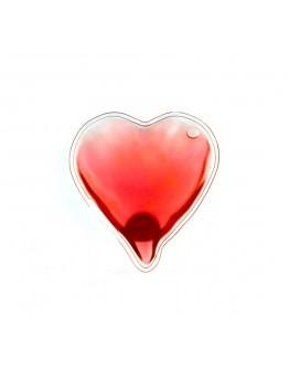 Ogrzewacz do rąk termofor w kształcie serca