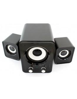 Głośniki USB 2.1 zasilane z USB